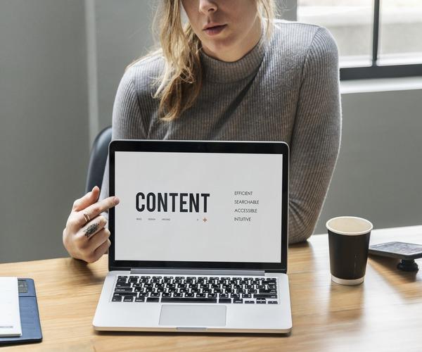 Audit éditorial - Analyse de contenu