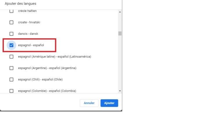 Comment traduire automatiquement une page web sur Google Chrome