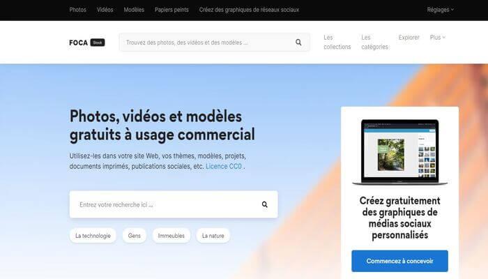 Banque d'images gratuites - Foca Stock