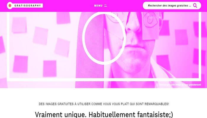 Banque d'images gratuites - Gratisography