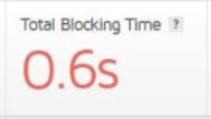 Total Blocking Time