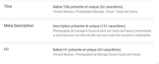 Balises HTML - Vincent Moreau
