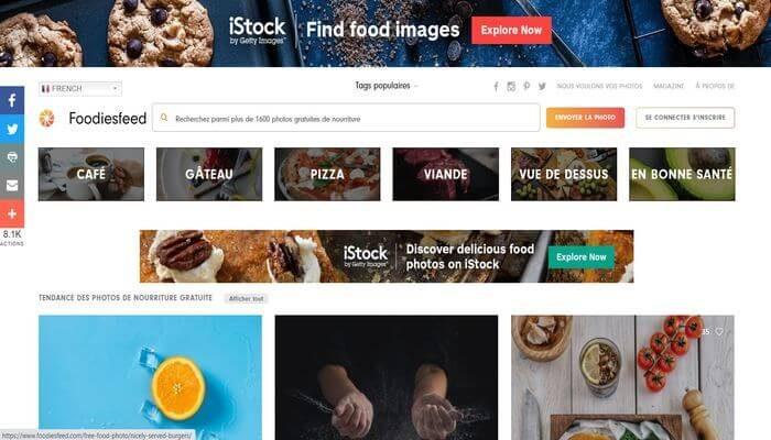 Banque d'images gratuites - Foodiesfeed