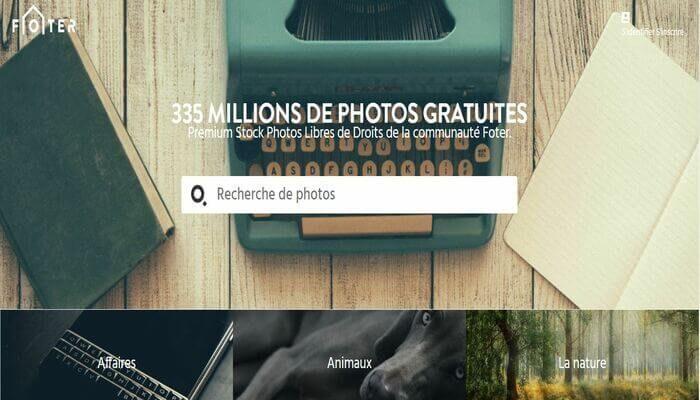 Banque d'images gratuites - Foter