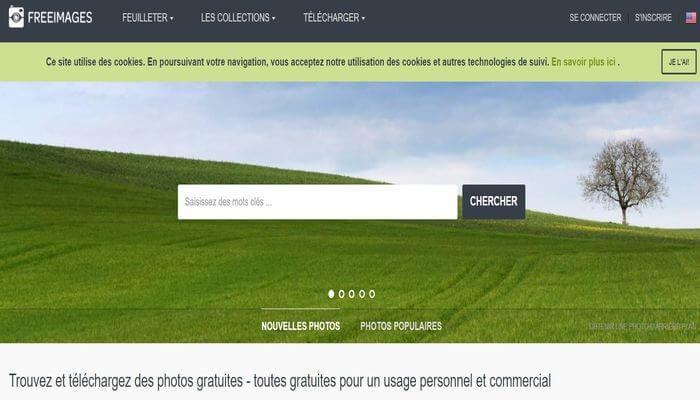 Banque d'images gratuites - FreeImages