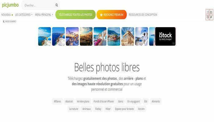 Banque d'images gratuites - Picjumbo