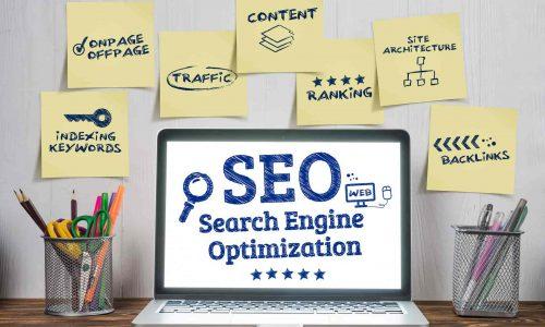 Référencement naturel - SEO (Search Engine Optimization)